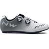 Northwave Revolution Miehet kengät , harmaa/valkoinen